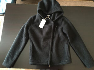 Bench jacket - size small