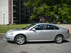 2012 Chevrolet Impala LS (Private Sale)
