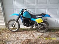 Wanted: trade a Yamaha IT 465 for a IT 250