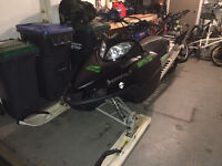 2008 Arctic Cat M1000 HCR Sled for Sale