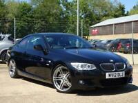 2012 BMW 3 Series 3.0 325d Sport Plus Edition 2dr Coupe Diesel Automatic