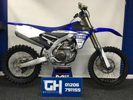 2017 YAMAHA YZ450F IN VERY GOOD CONDITION | STANDARD | YZF450 YZ-F