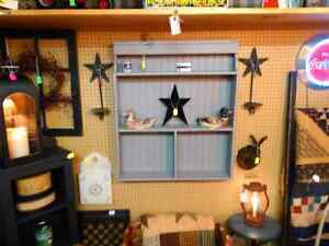 Shelfs and tables, pantrys bookcases