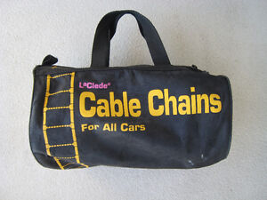 Snow Chains - never used