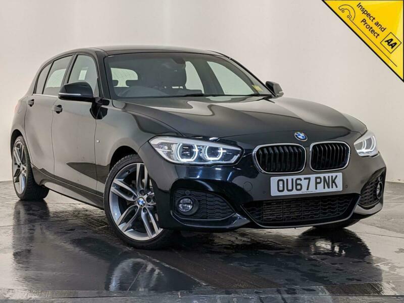 2017 BMW 1 Series 2.0 120d M Sport Sports Hatch (s/s) 5dr Hatchback Diesel Manua