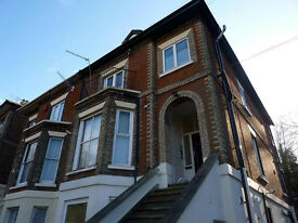 1 Bedroom Ground floor flat close to Ipswich train station with off road parking