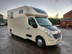 BRAND NEW Horsebox Conversion 2012 Renault Master 3.5t