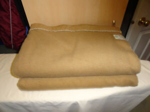 Bed Sheets - Double Size - Fitted or Flat - Various Color