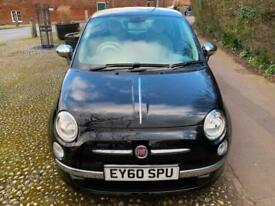 image for 2010 Fiat 500 1.4 Lounge 3dr [Start Stop] HATCHBACK Petrol Manual