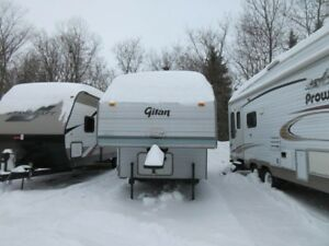 1992 Gitan Camper GITAN 5TH WHEEL 18RL