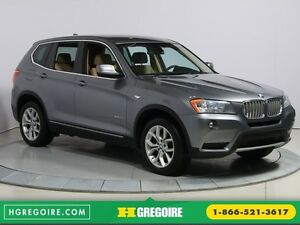 2014 BMW X3 AWD CUIR MAGS BLUETOOTH