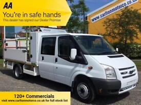 2013 Ford Transit 460EF D/Cab 2.2TDCi 155ps TRAFFIC MANAGEMENT BODY RWD 7 SEATS