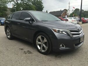 2013 TOYOTA VENZA AWD * LEATHER * SUNROOF * REAR CAM * NAV * BLU London Ontario image 8