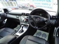 2005 MERCEDES BENZ C CLASS C180k Avantgarde Se 1.8 Auto