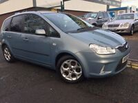 FORD CMAX ZETEC 1,6 TDCI 2009/09 PLATE !!!
