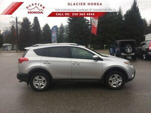 2015 Toyota Rav4 LE   - Low Mileage