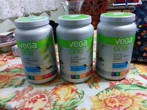 $50 each Vega One All in one Nutritional Shake Vegan,Gluten-free