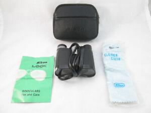 Vintage Binoculars Nikon Look 7 x 21 7.1 Degrees - 532614
