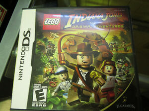 Lego Indiana Jones for the DS