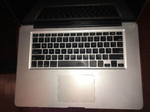 "15"" MacBook Pro 2012 with a brand new tetra hard drive"