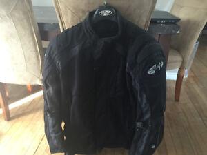 Joe Rocket fully protected XL  jacket
