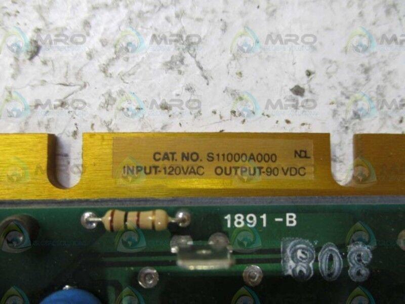 DANFOSS S11000A000 SPEED CONTROL BOARD *NEW NO BOX*
