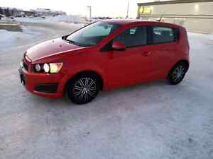 2013 Chevrolet Sonic LS Must Sell, Mint Condition !