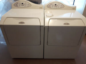 Laveuse et secheuse maytag neptune
