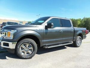 2018 Ford F-150 XLT 2.7L V6 302A