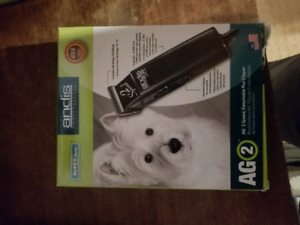 Andis AG 2 FIRM PRICE BRAND NEW NEVER OPENED