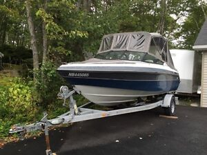 For Sale Rinker Captiva 18.6 in completely restored condition