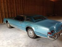 Trading 1976 Lincoln