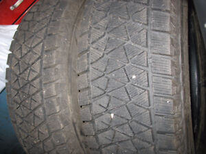 255 / 70 R 18 TIRES