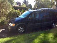 2004 Pontiac Montana Fourgonnette, fourgon