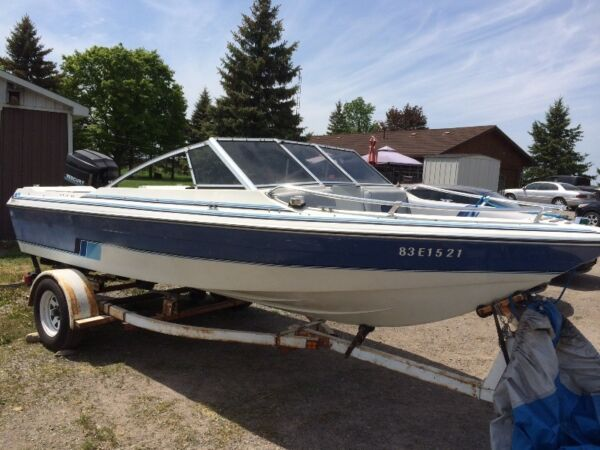 Used 1988 Other 115hp Mercury outboard and 18' SportsCraft bowride