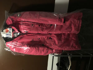 Selling pink Canada goose jacket !!!