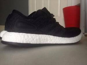 Men's Adidas PURE BOOST SIZE US10 Kingsgrove Canterbury Area Preview