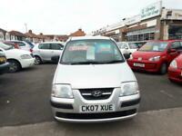 2007 Hyundai Amica 1.1 GSI 5-Door From £2,395 + Retail Package HATCHBACK Petrol