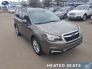 2018 Subaru Forester 2.5i Limited,LEATHER, SUNROOF,HEATED STEERI