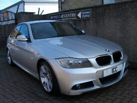 09 59 BMW 318D M-SPORT DIESEL 4DR M-SPORT BODYKIT LOW TAX CRUISE RECARO SEATS