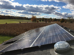 Solar Systems - Home, Farm, Business - MicroFIT & Net Metering