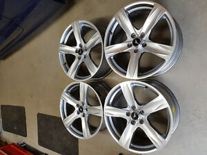 Mustang OEM Wheels will fit 2005-2014