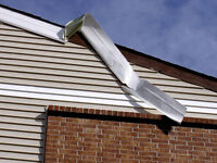 Soffit and Fascia repair in Edmonton & Area -- call 780-399-2635