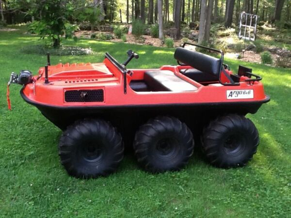 Used 2000 Argo Vanguard