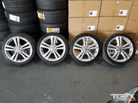 "18"" A3 S-Line Alloy Wheels will fit a MK2 and MK3 Audi A3"