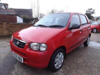 Suzuki Alto 1.1 GL 2005 67000 MILES £30 A YEAR TAX DRIVE AWAY TODAY!