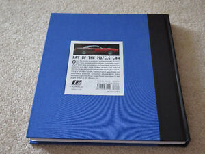 Art of the Muscle Car Hardcover Book London Ontario image 5