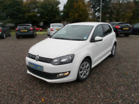 2012 Volkswagen Polo 1.2TDI ( 75ps ) BlueMotion Tech Blue Motion