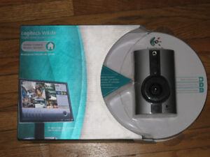 Logitech Wilife Digital Video Security System - new in box