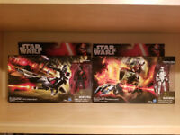 Star Wars Toys and Figures Lot